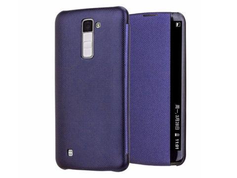 Etui LG K10 Side Qucik Cover
