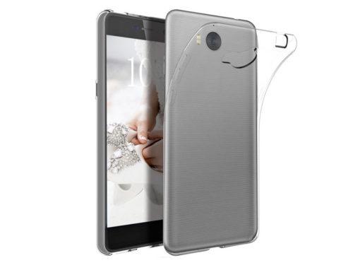 Etui na telefon Huawei Y6 2017 Crystal Case