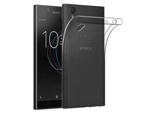 Etui przezroczyste na Sony Xperia L1