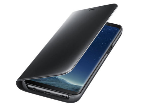 Etui Clear View cover Samsung Galaxy Note 8