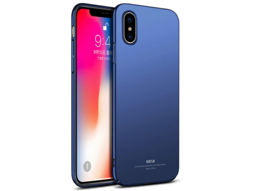 Etui MSVII Thin Case Apple iPhone X