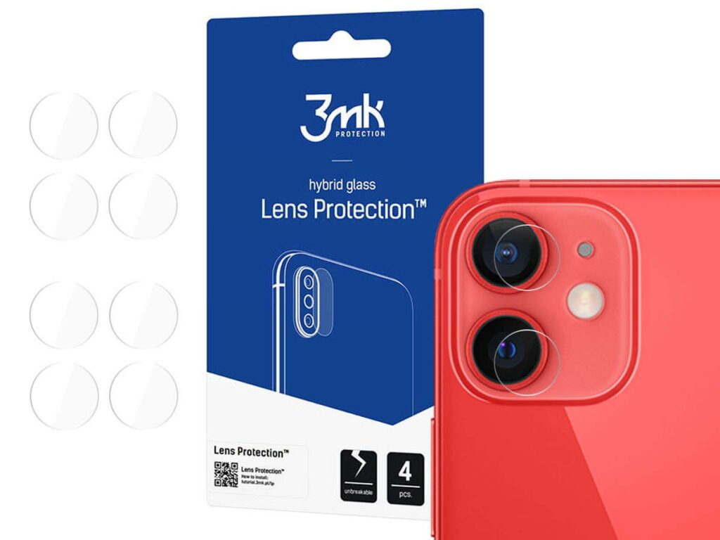 3MK etui na telefon hybrydowe szkło protector