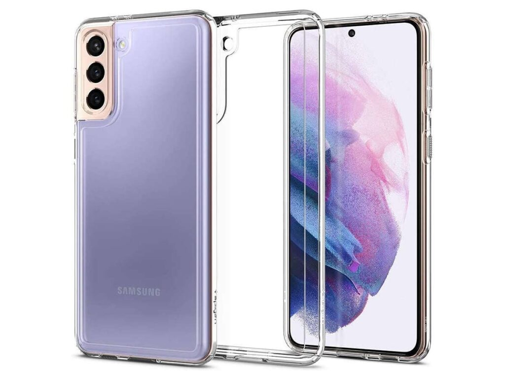 etui na telefon Samsung Galaxy S21 Spigen Ultra Hybrid