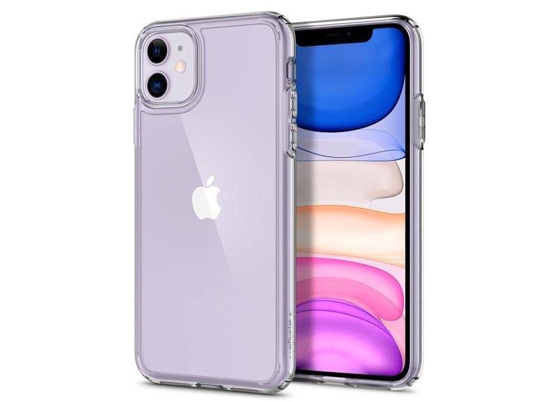 Etui Spigen Ultra Hybrid do Apple iPhone 11 Crystal Clear